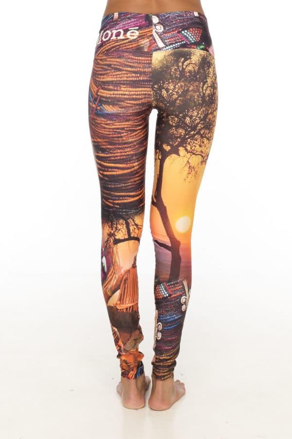Legging Yoga NGame 3
