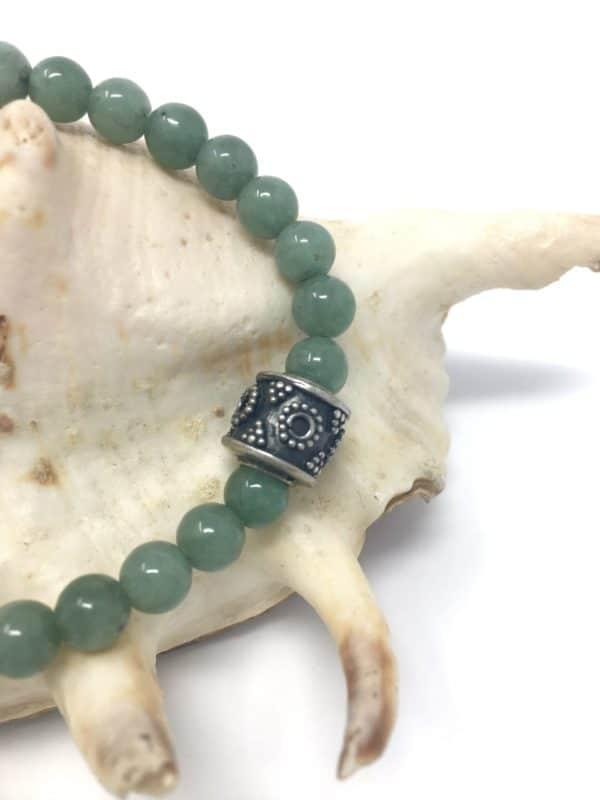 Bracelet Aventurine Verte 1