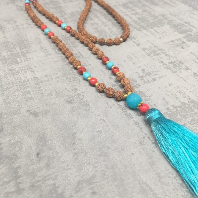 Collier Mala Magical Wild zoom